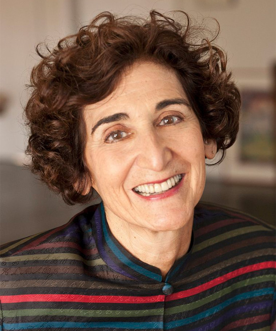 A conversation with with food writer and New York Times columnist Martha Rose Shulman