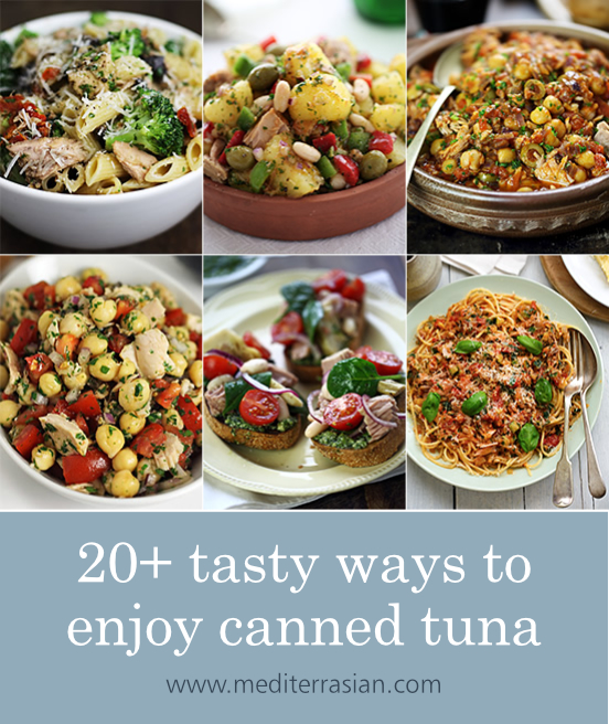 20+ tasty ways to enjoy canned tuna